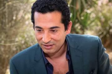 """عمرو سعد يواصل تصوير مشاهده الخارجية في """"وضع أمني"""""""