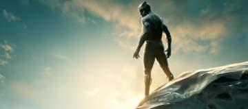 طرح بوستر فيلم الخيال Black Panther