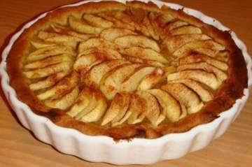 وصفة تارت التفاح بخطوات بسيطة