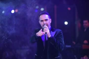 خاص بالصور- وائل جسار في حفله يستذكر الموسيقار ملحم بركات