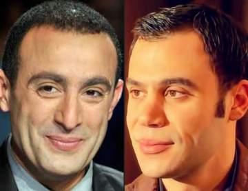 """محمد عادل إمام يهنئ أحمد السقا على نجاح """"هروب إضطراري"""""""