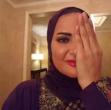 سما المصري بالحجاب وتتحضر لمفاجأة