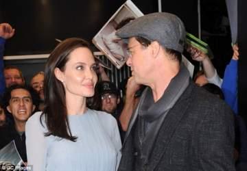 هل عاد التواصل المباشر بين أنجلينا جولي وبراد بيت؟