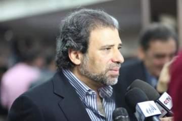 خالد يوسف يكشف عن مفاجأة لجمهوره
