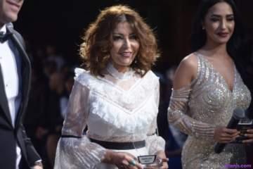 خاص بالصور- تكريم سميرة سعيد ودرة وزينب أسامة في مهرجان الموضة