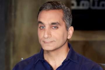 باسم يوسف يرزق بمولود جديد..بالصور