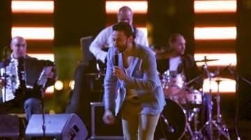 حمادة هلال يشعل ليل الإسماعيلية بحضور جمهور كبير..بالصور