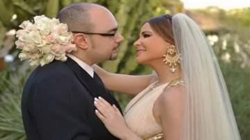 خاص الفن- هل إنفصلت كارول سماحة عن زوجها وليد مصطفى؟