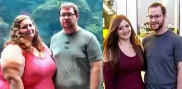 خسرا أكثر من 170 كيلوغراماً بعد أن اعتمدا هذه الطريقة السهلة والفعّالة