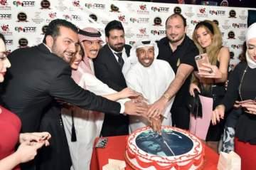 يوسف العماني يحتفل بإطلاق ألبومه...بالصور