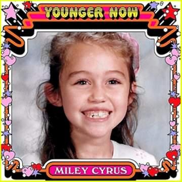 مايلي سايرس تطرح أغنيتها الجديدة Younger Now