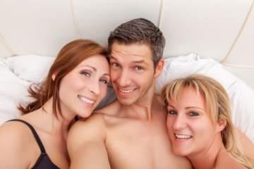 أسرار مفيدة لإنجاح الجنس الثلاثي