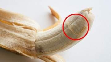 لا تزيلوا خيوط الموز..إعرف السبب!