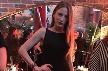 سيريناي ساريكايا تسرق الأنظار بفستان أسود..بالصور
