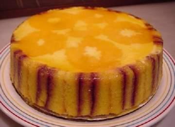 كيك البرتقال اكثر من وصفة يجمعها الطعم الشهي