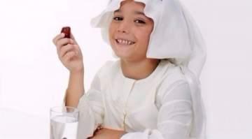 هكذا يكون صيام الطفل آمناً في رمضان