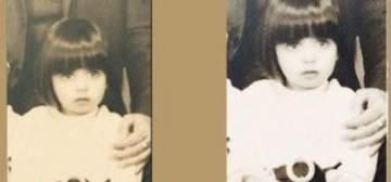 هل يمكنكم معرفة هوية هذه الطفلة التي أصبحت إعلامية معروفة؟