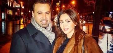 عاصي الحلاني يعايد الجمهور بمناسبة عيد الحب وزوجته تقبله احتفالاً بالعيد- بالفيديو