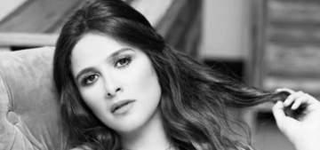 ياسمين عبد العزيز تتهم رامز جلال بإفساد عيد ميلادها-بالصورة