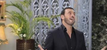 فيديو نادر لـ كاظم الساهر وهو يتلو القرآن بإحساس كبير– بالفيديو