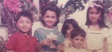 خمنوا أي من هؤلاء الصغار هي هيفاء حسين-بالصورة