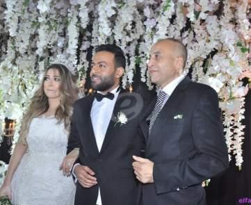 زفاف تامر عاشور