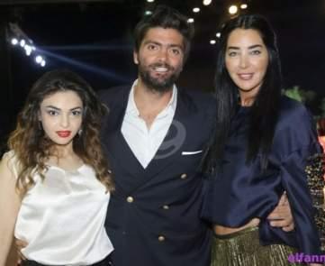 عبد محفوظ يعرض مجموعته في ثاني أيام Beirut Fashion Week