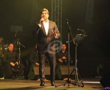 وائل كفوري في مهرجانات فقرا