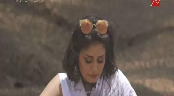 منة فضالي تنهار بعد رؤيتها سحلية رامز جلال.. بالفيديو