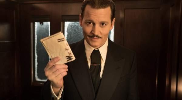 جوني ديب يطل في أول ترايلر لفيلمه Murder on the Orient Express