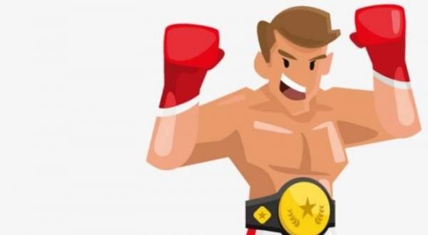 ملاكم عالمي يتعرض لموقف محرج أمام الملايين ويفقد أعصابه بسبب أفعى