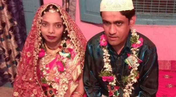 عروس هندية توجه رسالة مؤثرة بالفيديو قبل أن تنتحر