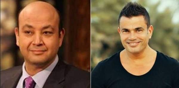 عمرو أديب يشعر بالإستفزاز من عمرو دياب لهذا السبب وهكذا علّق- بالفيديو