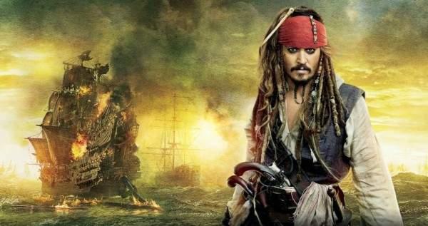 طرح Teaser جديد للجزء الخامس من سلسلة أفلام قراصنة الكاريبي