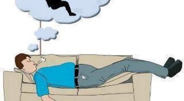 جومانا وهبي تكشف عن تفسير السقوط في الأحلام