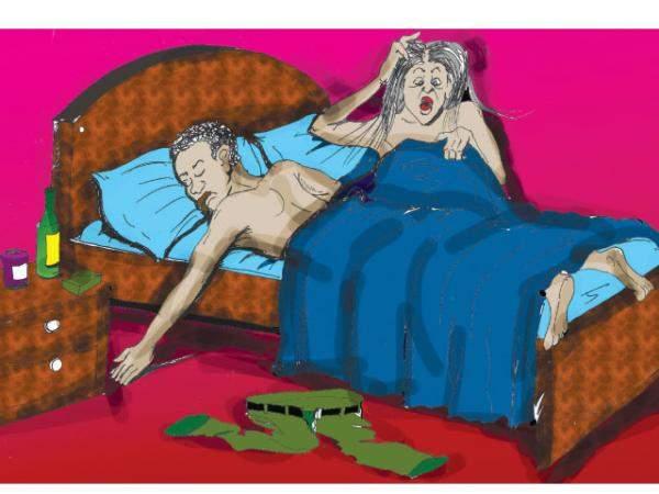 مقدم برامج يمارس الجنس مع معجبة ويصدمها بحجم عضوه الذكري