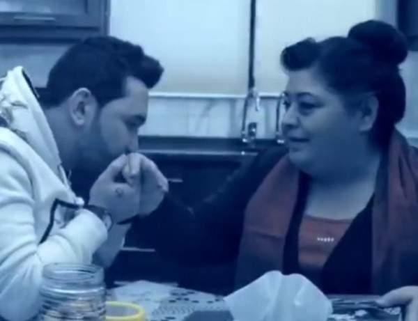 ليليان نمري وعلي أحمد يجتمعان في فيديو كليب