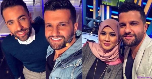 خاص بالصور- ميشال رميح يجمع أكثر من محطة لبنانية وهكذا سيطلّ!