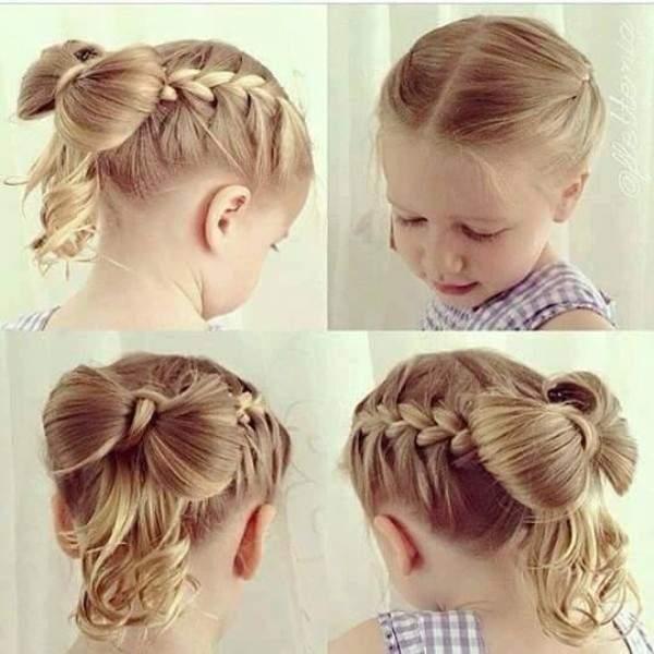أحدث صيحات تسريحات الشعر للأطفال