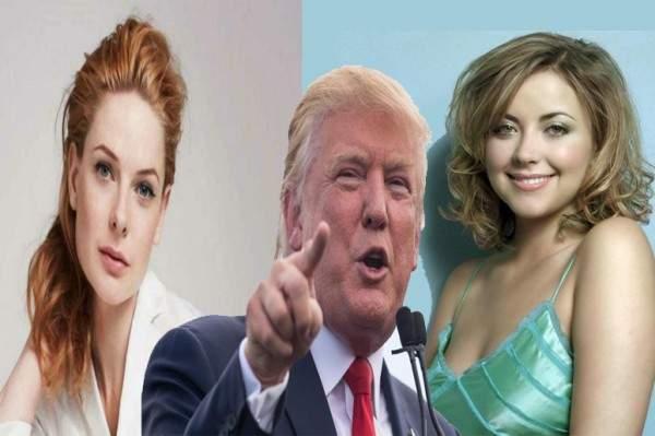 شارلوت تشرتش وريبيكا فيرغسون ترفضان الغناء بحفل تنصيب ترامب