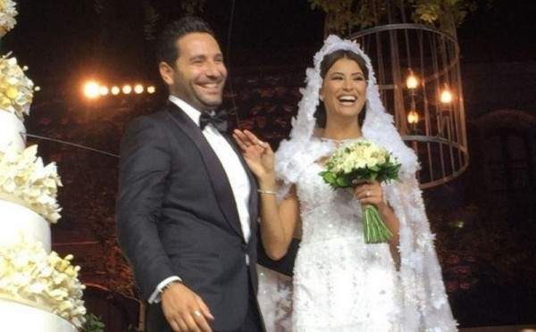اليكم التفاصيل التي لم تعرفوها عن زفاف وسام بريدي وريم السعيدي!