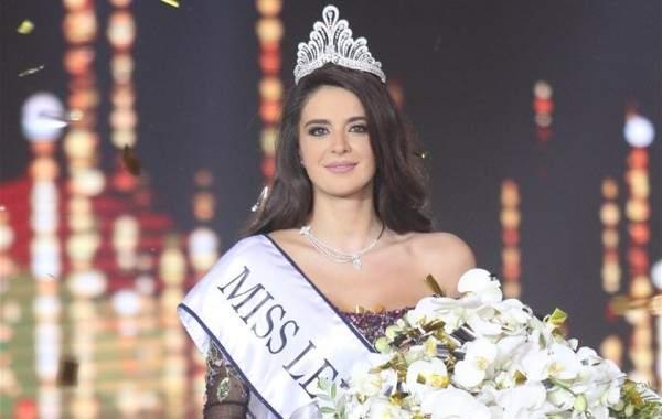 إجماع لبناني على الملكة بيرلا حلو..و