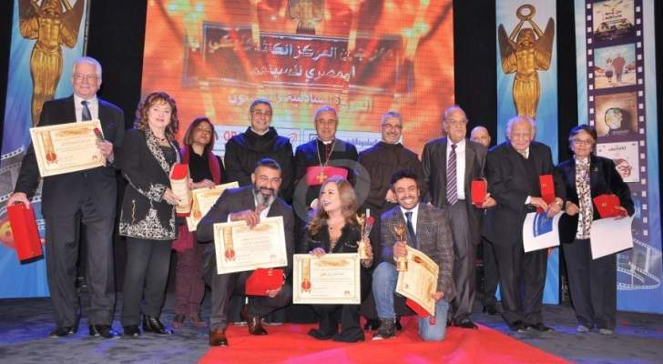تكريم ليلى علوي وحسن حسني.. وهند صبري ومحمد صبحي يغيبان عن مهرجان الكاثوليكي للإعلام
