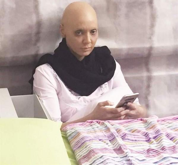 اخبار ظهور 96 عبير أحمد تعاني السرطان وتبحث عن عروس لزوجها