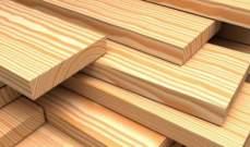 اسعار الخشب تنخفض فى الأسواق العالمية