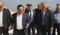 كيدانيان: الاولوية اليوم هي لوضع لبنان على الخريطة السياحية وان يكون وجهة سياحية للعالم