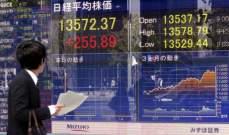 """مؤشر """"نيكي"""" الياباني يرتفع بنسبة 0.40% ليغلق عند 21448 نقطة"""