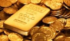الذهب يرتفع بنسبة 0.11% عند 1249.90 دولار للأوقية