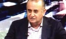 """ترشيشي لـ""""الإقتصاد"""": مع إعادة فتح معبر نصيب الأمور عادت لطبيعتها...وحان دور اللفتة الكريمة من المسؤولين اللبنانيين"""