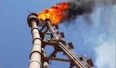 حريق خط أنابيب الواحة أدى لانخفاض الإنتاج بنحو 100 ألف برميل